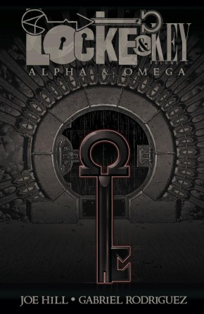 LOCKE AND KEY VOLUME 6 ALPHA & OMEGA GRAPHIC NOVEL