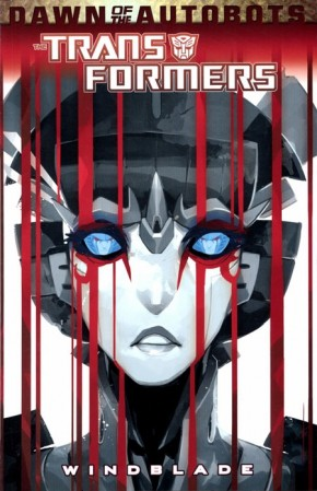 TRANSFORMERS WINDBLADE GRAPHIC NOVEL