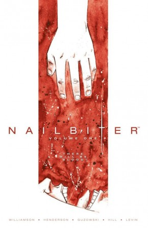 NAILBITER VOLUME 1 THERE WILL BE BLOOD GRAPHIC NOVEL