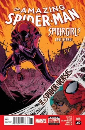 AMAZING SPIDER-MAN #8 (2014 SERIES)