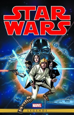 STAR WARS MARVEL YEARS OMNIBUS VOLUME 1 HARDCOVER