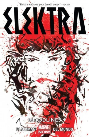 ELEKTRA VOLUME 1 BLOODLINES GRAPHIC NOVEL