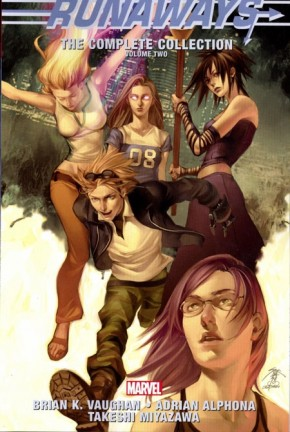 RUNAWAYS COMPLETE COLLECTION VOLUME 2 GRAPHIC NOVEL