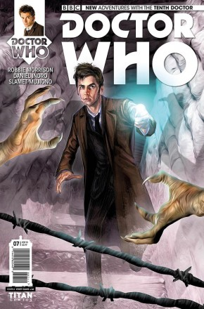 DOCTOR WHO 10TH DOCTOR #7 (2014 SERIES)