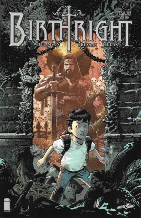 Birthright #1 (2nd Print)