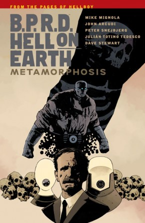 BPRD HELL ON EARTH VOLUME 12 METAMORPHOSIS GRAPHIC NOVEL