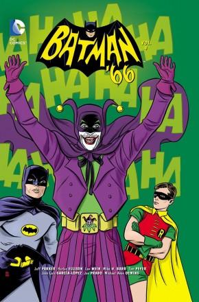 BATMAN 66 VOLUME 4 HARDCOVER