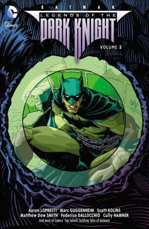 BATMAN LEGENDS OF THE DARK KNIGHT VOLUME 5 GRAPHIC NOVEL