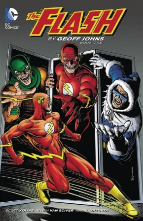 FLASH BY GEOFF JOHNS BOOK 1 GRAPHIC NOVEL