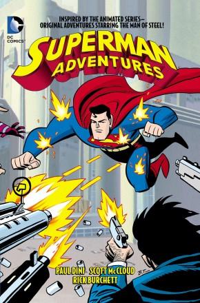 SUPERMAN ADVENTURES VOLUME 1 GRAPHIC NOVEL