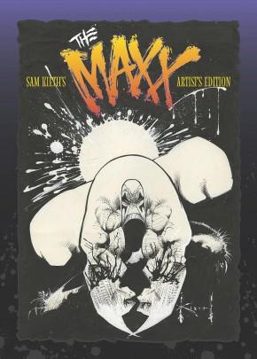 SAM KEITH MAXX ARTIST EDITION HARDCOVER