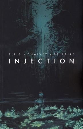 INJECTION VOLUME 1 GRAPHIC NOVEL