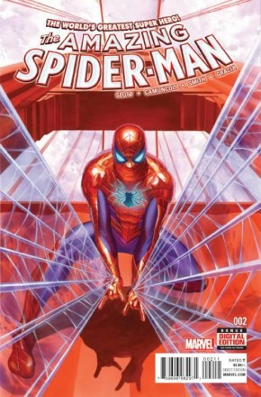AMAZING SPIDER-MAN #2 (2015 SERIES)