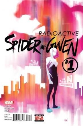 SPIDER-GWEN #1 (2015b SERIES)