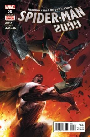 SPIDER-MAN 2099 #2 (2015 SERIES)