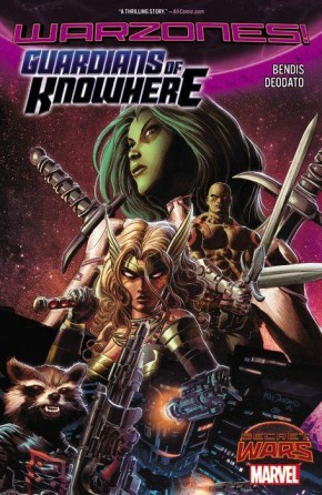 GUARDIANS OF KNOWHERE GRAPHIC NOVEL