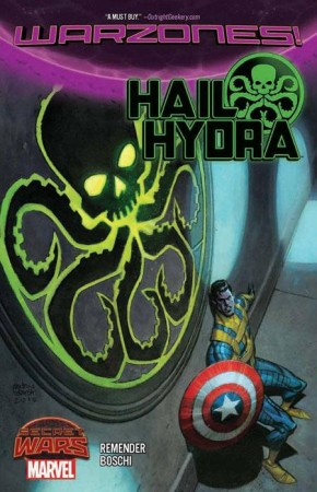 HAIL HYDRA GRAPHIC NOVEL