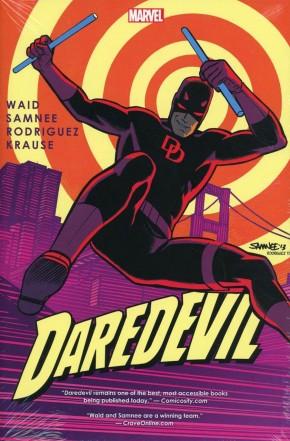 DAREDEVIL BY MARK WAID VOLUME 4 HARDCOVER