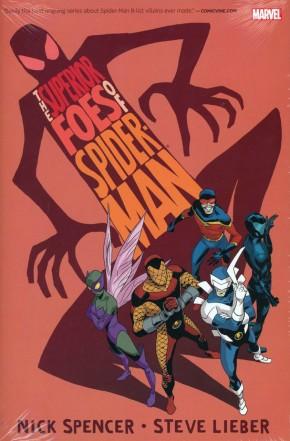SUPERIOR FOES OF SPIDER-MAN VOLUME 1 OMNIBUS HARDCOVER