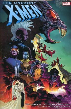 UNCANNY X-MEN OMNIBUS VOLUME 3 HARDCOVER