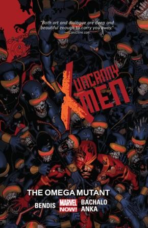 UNCANNY X-MEN VOLUME 5 OMEGA MUTANT GRAPHIC NOVEL