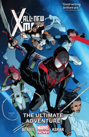 ALL NEW X-MEN VOLUME 6 THE ULTIMATE ADVENTURE GRAPHIC NOVEL