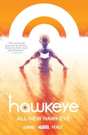 HAWKEYE VOLUME 5 ALL NEW HAWKEYE GRAPHIC NOVEL