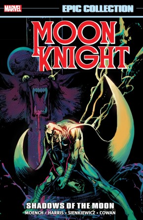 MOON KNIGHT EPIC COLLECTION SHADOWS OF THE MOON GRAPHIC NOVEL