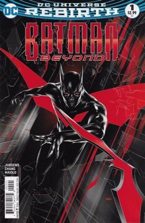 BATMAN BEYOND #1 (2016 SERIES) MARTIN ANSIN VARIANT