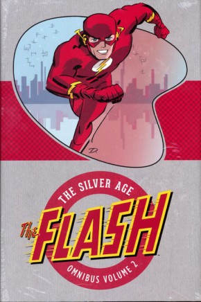 FLASH THE SILVER AGE OMNIBUS VOLUME 2 HARDCOVER