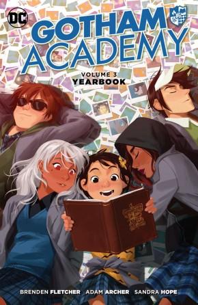GOTHAM ACADEMY VOLUME 3 YEARBOOK GRAPHIC NOVEL