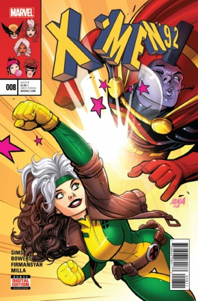 X-MEN 92 VOLUME 2 #8