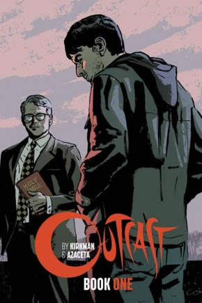 OUTCAST BY KIRKMAN AND AZACETA BOOK 1 HARDCOVER (LCSD 2016 VARIANT COVER)