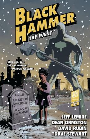 BLACK HAMMER VOLUME 2 THE EVENT GRAPHIC NOVEL
