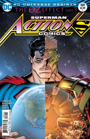 ACTION COMICS #989 (2016 SERIES)