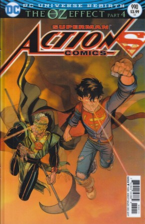 ACTION COMICS #990 (2016 SERIES) LENTICULAR