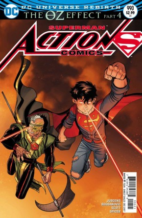 ACTION COMICS #990 (2016 SERIES)