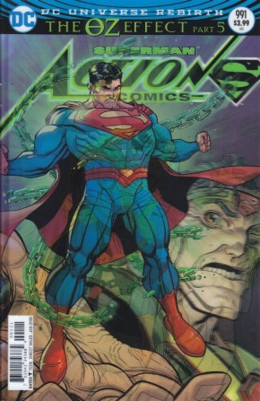ACTION COMICS #991 (2016 SERIES) LENTICULAR