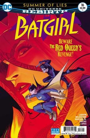 BATGIRL #16 (2016 SERIES)