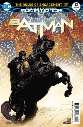 BATMAN #33 (2016 SERIES)