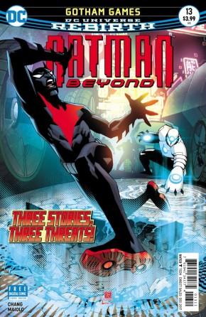 BATMAN BEYOND #13 (2016 SERIES)