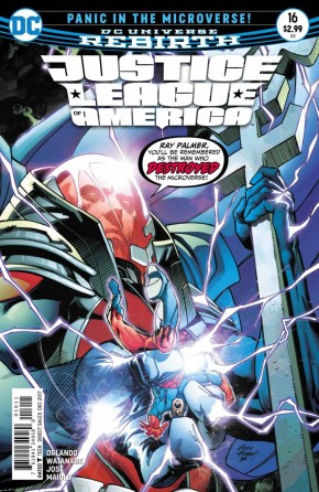 JUSTICE LEAGUE OF AMERICA #16 (2017 SERIES)