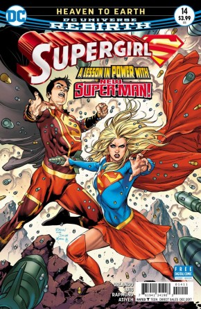 SUPERGIRL #14 (2016 SERIES)