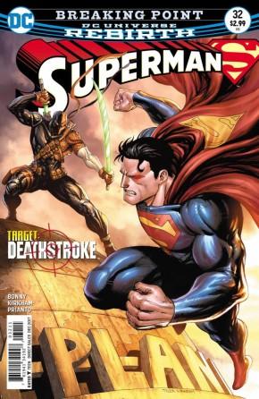 SUPERMAN #32 (2016 SERIES)