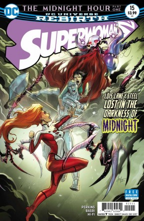 SUPERWOMAN #15 (2016 SERIES)