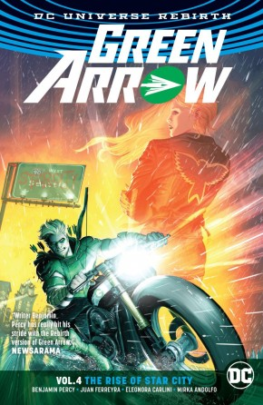 GREEN ARROW VOLUME 4 THE RISE OF STAR CITY GRAPHIC NOVEL