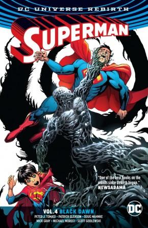 SUPERMAN VOLUME 4 BLACK DAWN GRAPHIC NOVEL