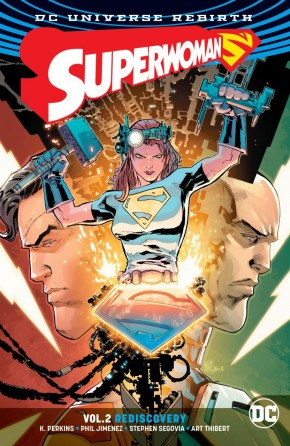 SUPERWOMAN VOLUME 2 REDISCOVERY GRAPHIC NOVEL