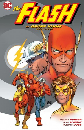 FLASH BY GEOFF JOHNS BOOK 4 GRAPHIC NOVEL