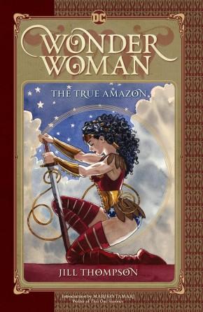 WONDER WOMAN THE TRUE AMAZON GRAPHIC NOVEL